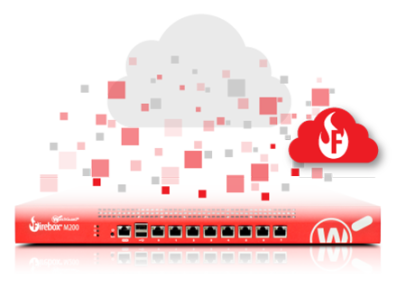 Firebox Cloud - Large - Basic Security Suite